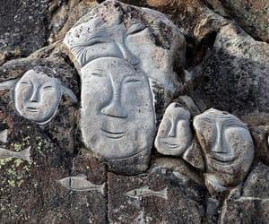 arctic, greenland, and inuit image