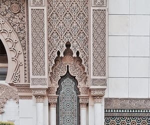 architecture, building, and islam image