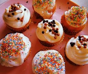 bake, cupcakes, and dessert image