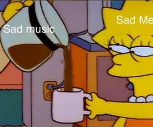 sad, meme, and mood image