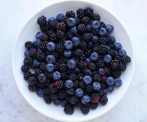 blackberries, blueberries, and FRUiTS image