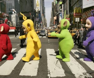 teletubbies and funny image