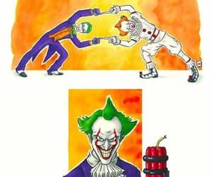 arte, humor, and joker image