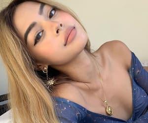beautiful, makeup, and vibe image