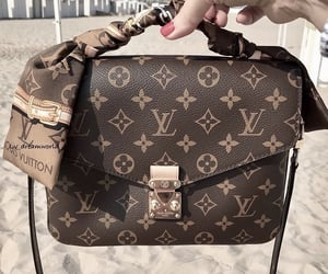brown, vuitton, and brown vuitton image