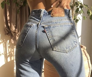 aesthetic, jeans, and levi image