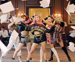 itzy, icy, and kpop image