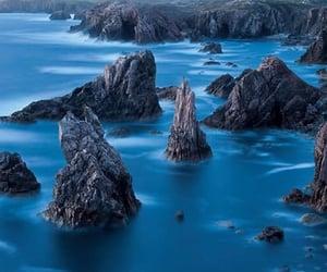 rocks, landscape, and nature image