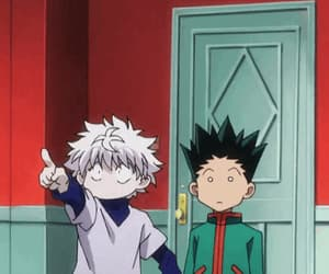 best friends, hxh, and kirua image
