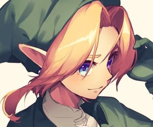 the legend of zelda and ocarina of time image