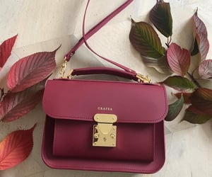 bags and burgundy image