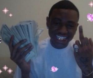 hearts, money, and mood image
