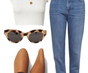 belt, casual, and chic image