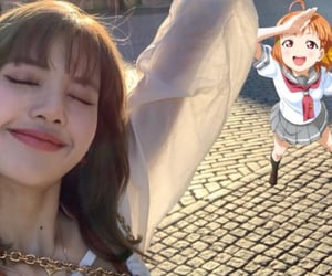 lisa and chika are sunshines // credit me if using