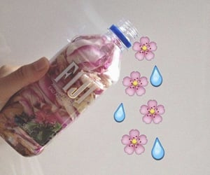 aesthetic, drink, and pink image