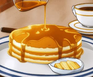 aesthetic, food, and honey image