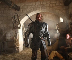 game of thrones and sandor clegane image
