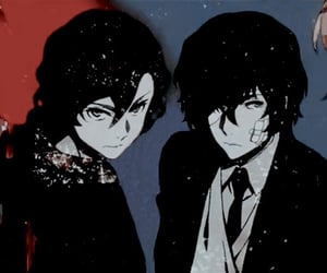 anime boy, cute, and bungo stray dogs image