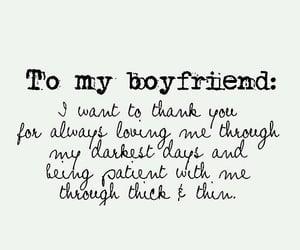 boyfriend, quotes, and quote for boyfriend image