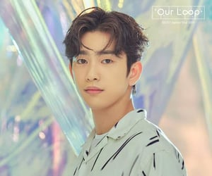 boyfriend, mens, and jinyoung image