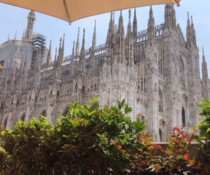 cathedral, italy, and citytrip image