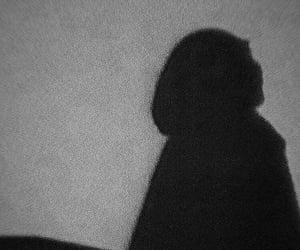muslim and shadow image