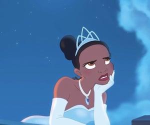 disney, cartoon, and princess image