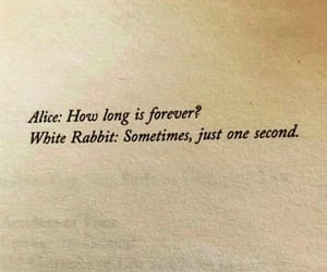 quotes, alice, and book image