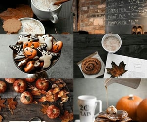 autumn, Halloween, and fall image