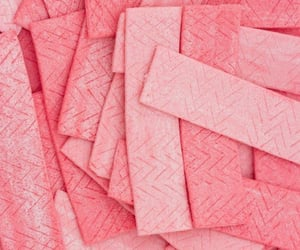 pink, aesthetic, and gum image