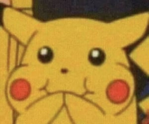 pikachu, icon, and pokemon image