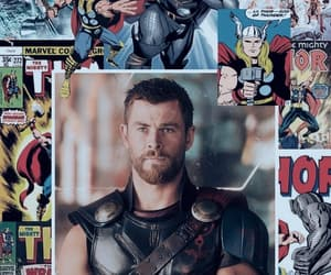 Marvel, thor, and wallpaper image