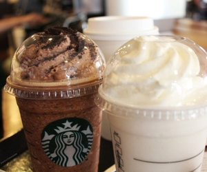 starbucks, coffee, and drink image