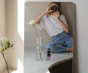 girl, jeans, and photography image