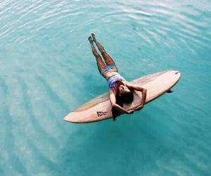 beach, girl, and inspiration image