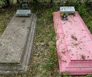 pink, death, and grunge image