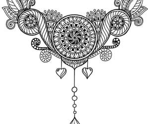 art, doodles, and design image