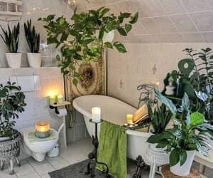 bath, decor, and home decor image