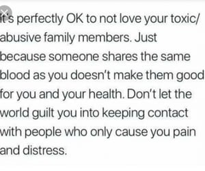 family, quotes, and sadness image