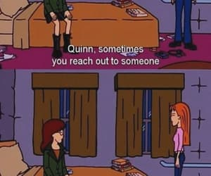 Daria, movie, and quote image