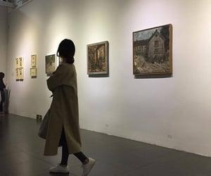 art, aesthetics, and museum image