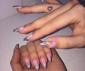 fashion, nails, and cute image