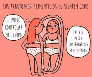 amor, anorexia, and alimenticios image