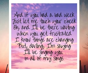 beautiful, love quotes, and Lyrics image