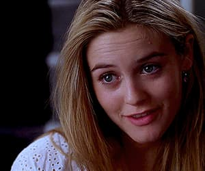 1990s, alicia silverstone, and Clueless image