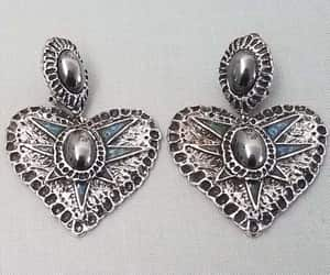 Christian Lacroix, earrings, and chanel earrings image