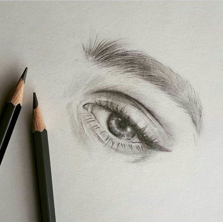 There Is Universe Hidden Behind Her Eyes On We Heart It