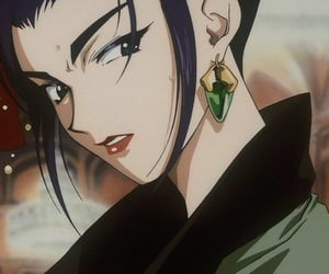 anime, Cowboy Bebop, and Faye Valentine image