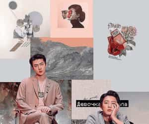 aesthetic, exo, and oppa image