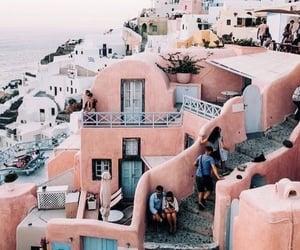 Greece, santorini, and home image